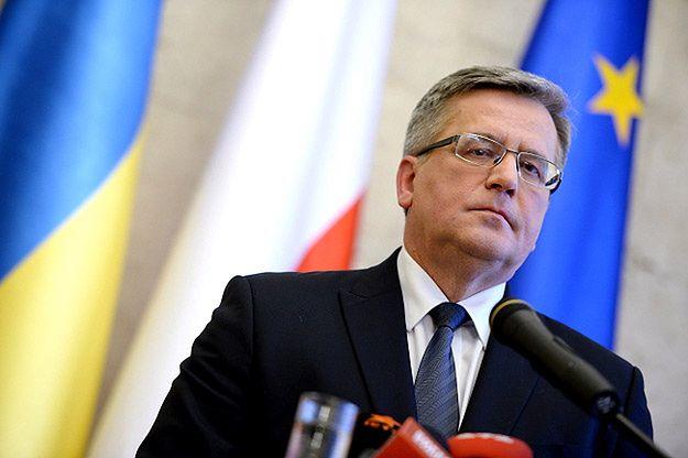TNS Polska: pogorszyły się oceny prezydenta, premier i rządu