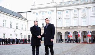Koziński: Macron szuka zgody z Polską. Na jakich warunkach? Na razie to pytanie otwarte (Opinia)