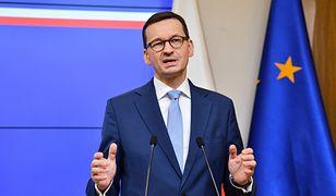 """Mateusz Morawiecki wspomina szczyt UE. """"Czuło się, że 27 siekier wisi w powietrzu"""""""