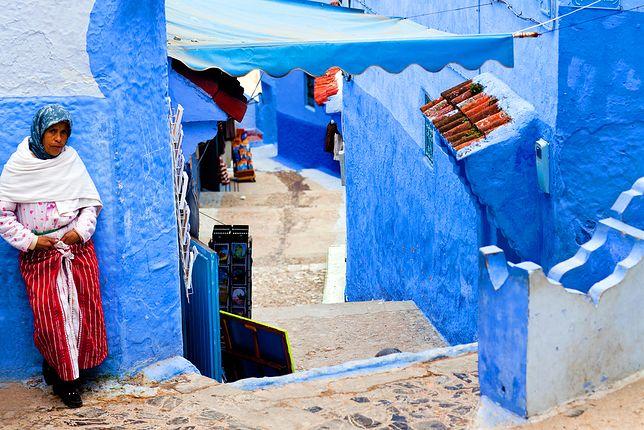 Miejsce kobiety w społeczeństwie - Maroko