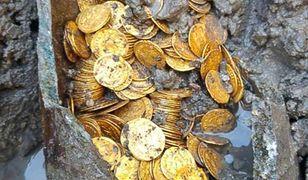 Amfora pełna złota. Nietypowe znalezisko archeologów