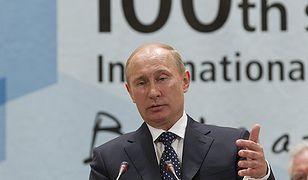 Putin zadbał o rosyjskie interesy energetyczne w Genewie