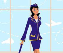 Uroda na wysokościach. Jak o skórę dbają stewardessy?