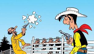 """""""Lucky Luke. Prorok"""": Grzesznicy muszą odkupić swe winy[RECENZJA]"""