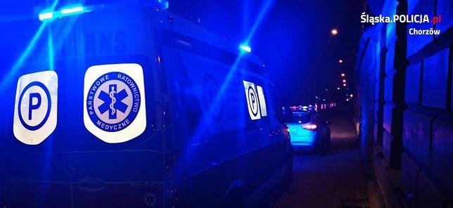 Chorzów. Dwie osoby zostały poszkodowane w wyniku wybuchu w zakładzie produkującym gazy techniczne.