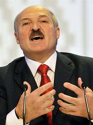 Białoruski dyktator spełnił swoje groźby