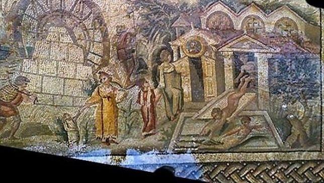 Mozaika badana przez polskiego naukowca