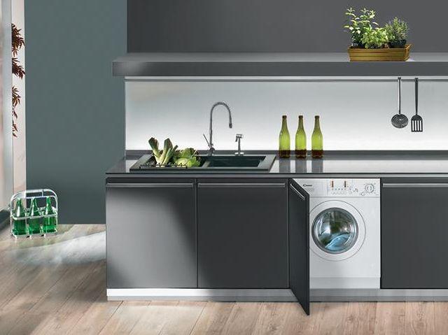 Pralka w kuchni - czy to dobry pomysł?