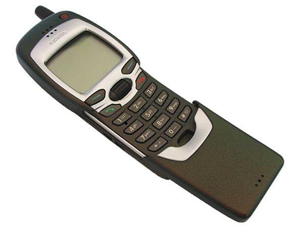1999 rok - Nokia 7110