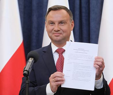 Promotor prezydenta Jan Zimmerman ostrzega: Andrzej Duda złamie prawo