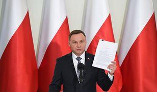 """Promotor Andrzeja Dudy nie chce komentować projektów ws. KRS i SN. """"Nie będę się wypowiadać"""""""
