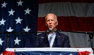 Joe Biden - kandydat Demokratów na prezydenta USA. ( Caroline Brehman/CQ Roll Call)