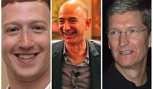 Polak obok Zuckerberga, Bezosa i Cooka. Oto 10 najbardziej wpływowych osobistości w świecie technologii