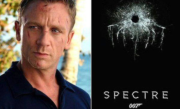 """""""Spectre"""", czyli nowy Bond"""