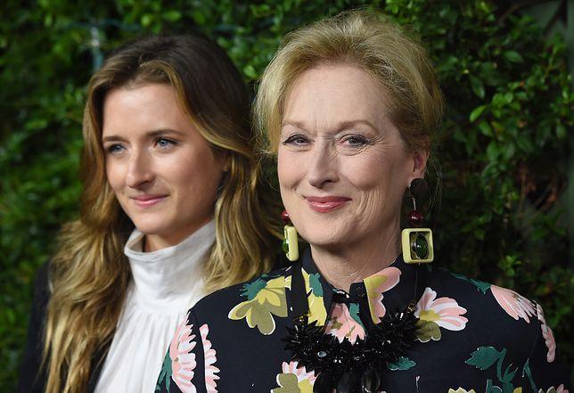 Grace Gummer bardzo przypomina Meryl Streep w młodości.