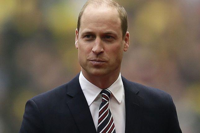 Książę William udzielił nietypowego wywiadu.