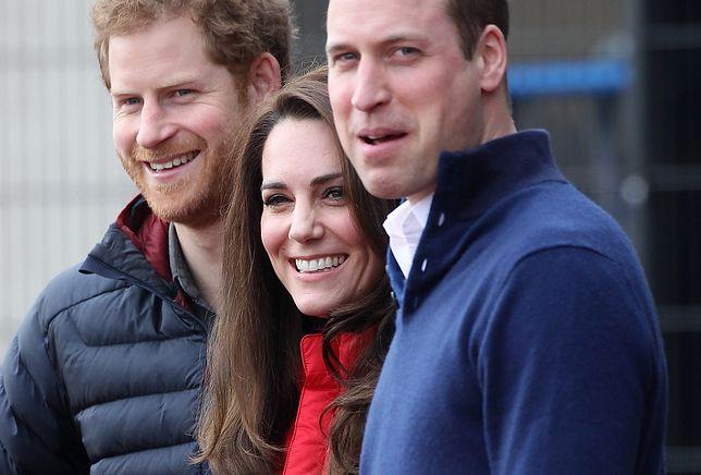 Książę Harry, księżna Kate, książę William - tworzyli paczkę najlepszych przyjaciół