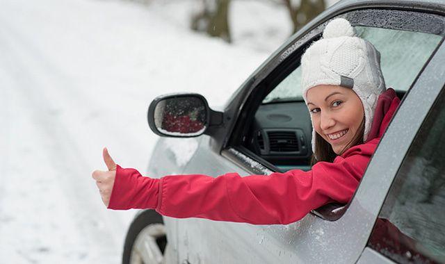 Zimą zadbaj o bezpieczeństwo na drodze