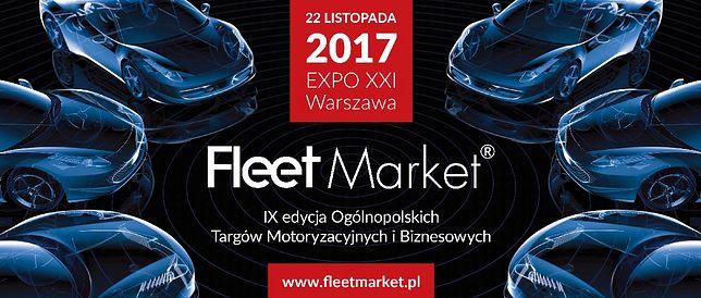 Premiery samochodowe i nowości motoryzacyjne na targach Fleet Market 2017
