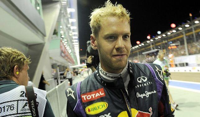 Vettel: Robert to świetny kierowca