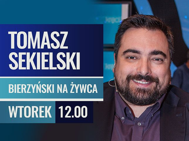 Tomasz Sekielski odpowiada na pytania Kuby Bierzyńskiego oraz widzów