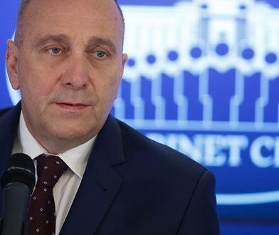Grzegorz Schetyna.