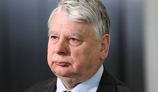 """Senator Bogdan Borusewicz: """"Jan Olszewski był premierem w trudnych czasach"""""""
