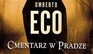 Najnowsza powieść Umberto Eco ukaże się po polsku