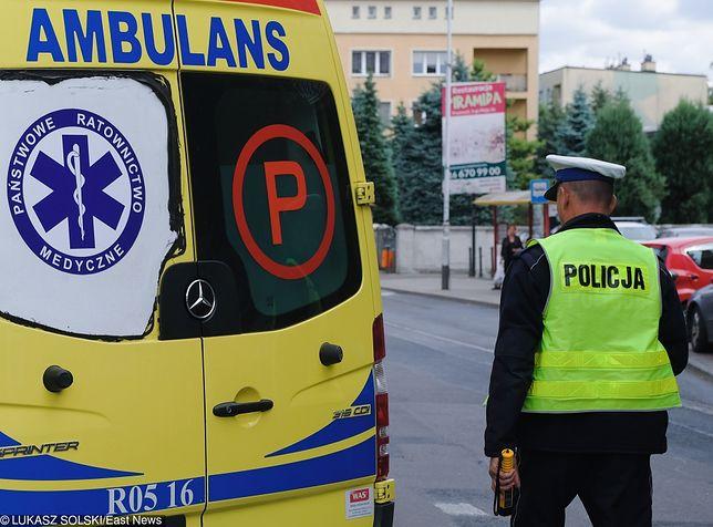 Warszawa. Tragedia na Targówku. Nie żyje niemowlę