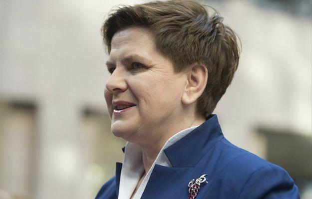 Beata Szydło: wszystkie zapowiadane projekty zostały rozpoczęte, niektóre już zrealizowane