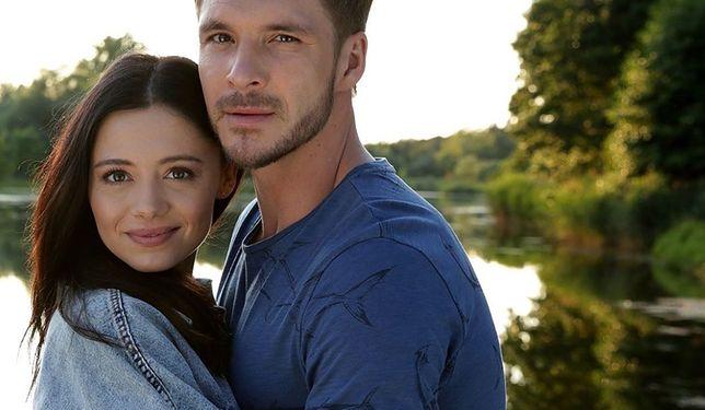 """""""M jak miłość"""": Marcin i Iza staną na ślubnym kobiercu."""