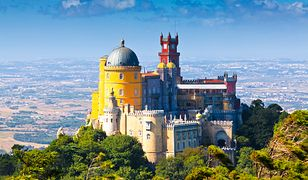 Złoty Trójkąt - Sintra, Estoril i Cascais