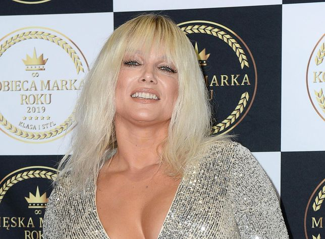 Joanna Liszowska pozuje jak seksbomba