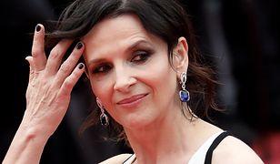 """Laureatka Oscara popiera """"strajk kobiet"""". Juliette Binoche pokazała zdjęcia z protestów"""
