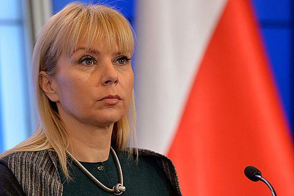 Elżbieta Bieńkowska o kampanii billboardowej PiS: to są niegodne metody