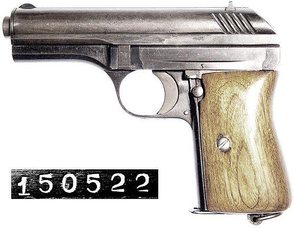 CZ wz. 24. Protoplasta CZ 28