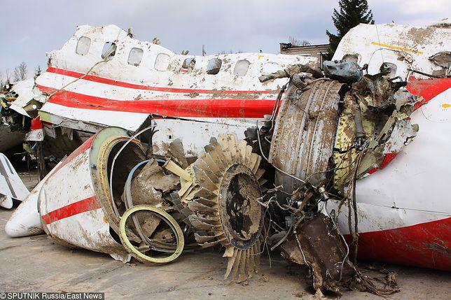 Szczątki prezydenckiego tupolewa były ponownie badane na obecność materiałów wybuchowych