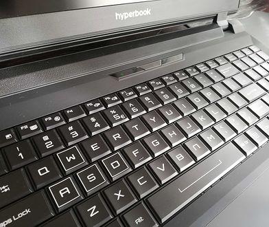 Bestia z Polski. Test laptopa Hyperbook X15 z kartą graficzną GeForce RTX 2080