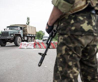W Donbasie jest wykorzystywana nowa broń