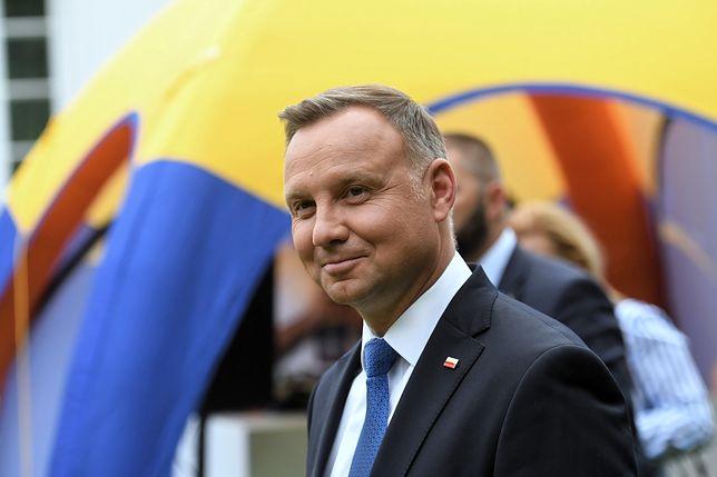 Andrzej Duda ma plan na nową kadencję