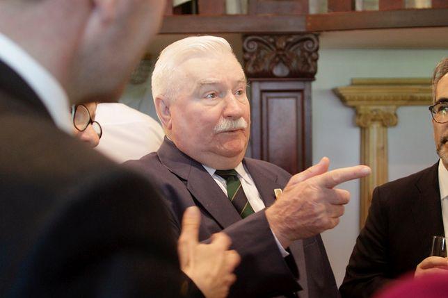 Lech Wałęsa jest aktywny w mediach społecznościowych