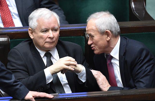 Krzysztof Tchórzewski pozostał ministrem po rekonstrukcji rządu