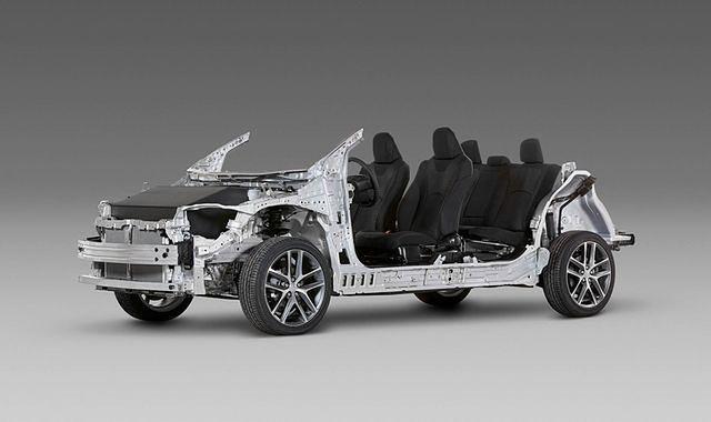 Debiut nowej platformy Toyoty