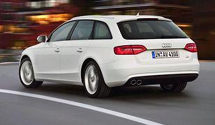 Audi S4 i S5 bez skrzyni manualnej