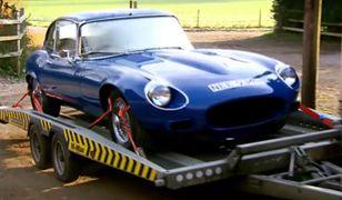 Jaguar E-Type to klasyczny sportowy samochód