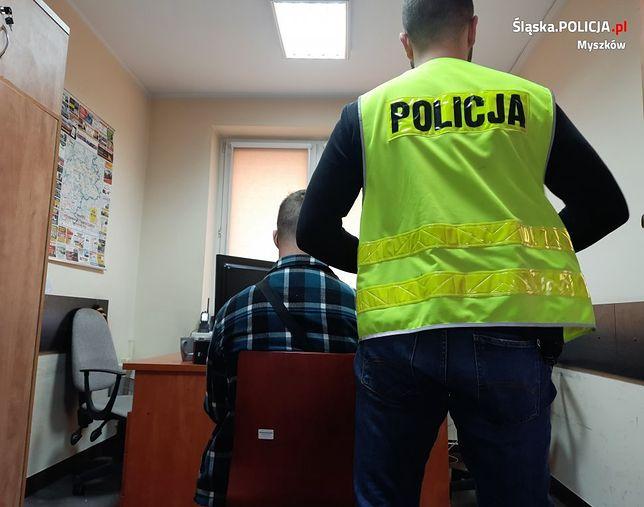 Śląskie. Policja zatrzymała 29-letniego mieszkańca Myszkowa podejrzanego o potrącenie 98-letniego pieszego.