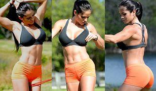 Michelle Lewin: ona z pewnością zmotywuje cię do ćwiczeń!
