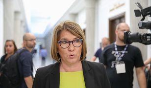 Beata Mazurek skomentowała informacje dotyczące udziału premiera w aferze taśmowej
