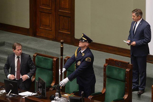 20 maja weszła w życie ustawa o Straży Marszałkowskiej