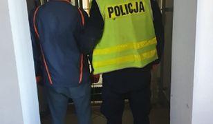Przeworsk. Policja schwytała złodzieja, który okradł... szalet miejski